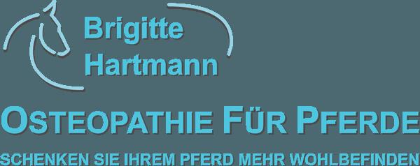 Brigitte Hartmann – Osteopathie für Pferde